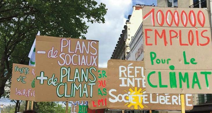 """""""Justice climatique"""" : Qui doit payer pour les dérèglements ?"""