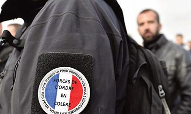 Forces de l'ordre : le constat de crise