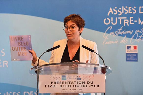 """Un """"Livre bleu"""" pour l'Outre-mer"""
